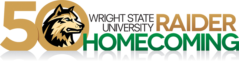 Homecoming 50th anniversary logo